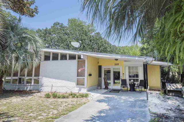 205 Camelia St, Gulf Breeze, FL 32561 (MLS #576599) :: Connell & Company Realty, Inc.
