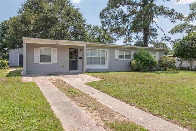 19 Eaton Rd, Pensacola, FL 32506 (MLS #576600) :: Connell & Company Realty, Inc.