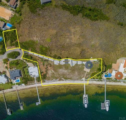 533 Deer Point Dr, Gulf Breeze, FL 32561 (MLS #576624) :: Levin Rinke Realty