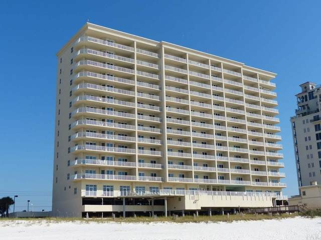 14511 Perdido Key Dr #704, Pensacola, FL 32507 (MLS #576762) :: The Kathy Justice Team - Better Homes and Gardens Real Estate Main Street Properties