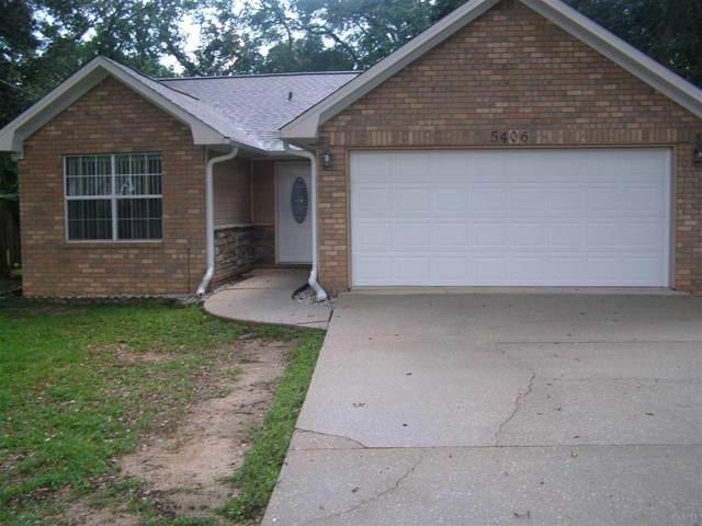 5406 Hollow Oak Ln, Pace, FL 32571 (MLS #576766) :: Vacasa Real Estate