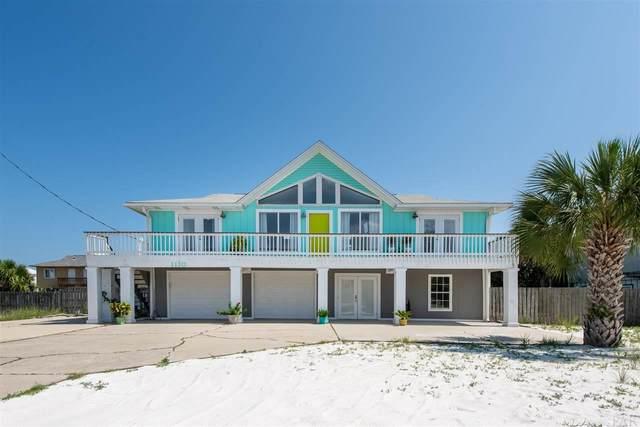 1110 Via Deluna Dr, Pensacola Beach, FL 32561 (MLS #576774) :: Connell & Company Realty, Inc.