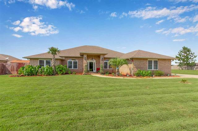 942 Aberdeen Dr, Cantonment, FL 32533 (MLS #576790) :: Connell & Company Realty, Inc.
