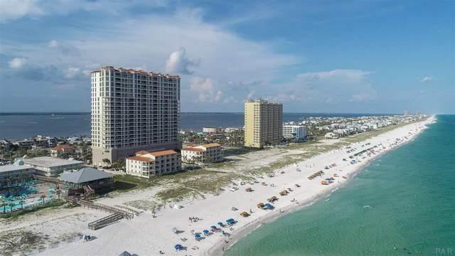 18 Via Deluna Dr #1504, Pensacola Beach, FL 32561 (MLS #576795) :: Coldwell Banker Coastal Realty