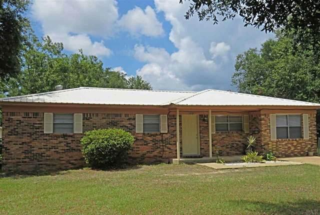 1013 Colbert Ave, Pensacola, FL 32507 (MLS #576812) :: Coldwell Banker Coastal Realty
