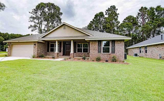 5965 Makenna Dr, Pensacola, FL 32526 (MLS #576815) :: Coldwell Banker Coastal Realty