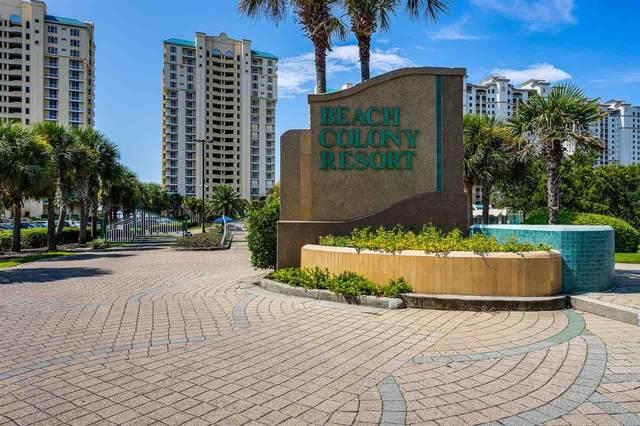 13597 Perdido Key Dr E4c, Pensacola, FL 32507 (MLS #576881) :: Connell & Company Realty, Inc.