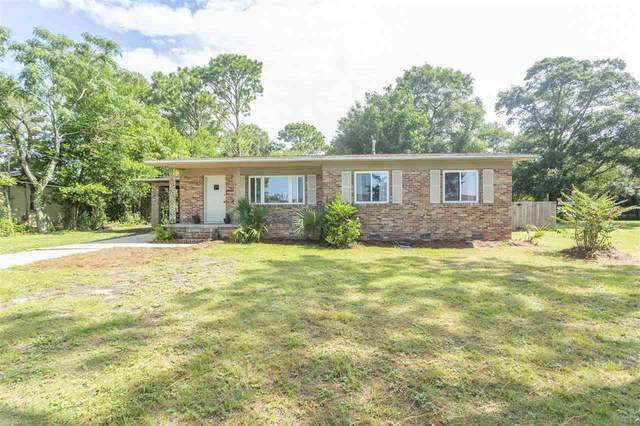 640 Whitney Dr, Pensacola, FL 32503 (MLS #577105) :: Coldwell Banker Coastal Realty