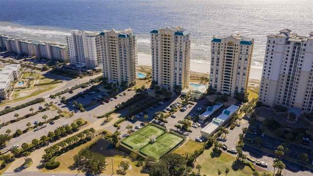 13601 Perdido Key Dr 18D, Perdido Key, FL 32507 (MLS #577154) :: Coldwell Banker Coastal Realty