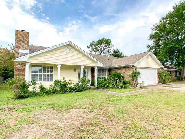 3483 Sycamore Ln, Gulf Breeze, FL 32563 (MLS #577226) :: Coldwell Banker Coastal Realty