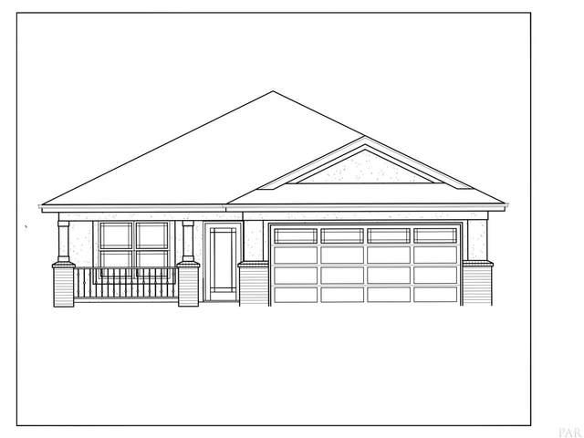 3271 Montecito Blvd, Milton, FL 32583 (MLS #577241) :: Coldwell Banker Coastal Realty