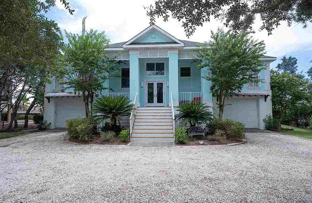 30487 Harbour Dr, Orange Beach, AL 36561 (MLS #577255) :: Connell & Company Realty, Inc.
