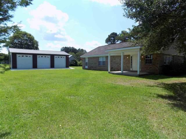 16132 Siena St, Summerdale, AL 36580 (MLS #577296) :: Coldwell Banker Coastal Realty
