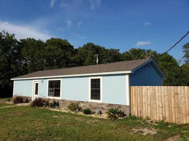 1454 Oak Dr, Gulf Breeze, FL 32563 (MLS #577362) :: Levin Rinke Realty