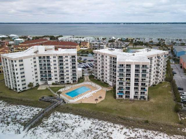 1600 Via Deluna Dr 101B, Pensacola Beach, FL 32561 (MLS #577607) :: Levin Rinke Realty