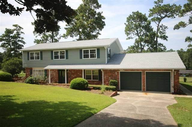 2330 Mid Pines Cir, Pensacola, FL 32514 (MLS #577620) :: Coldwell Banker Coastal Realty