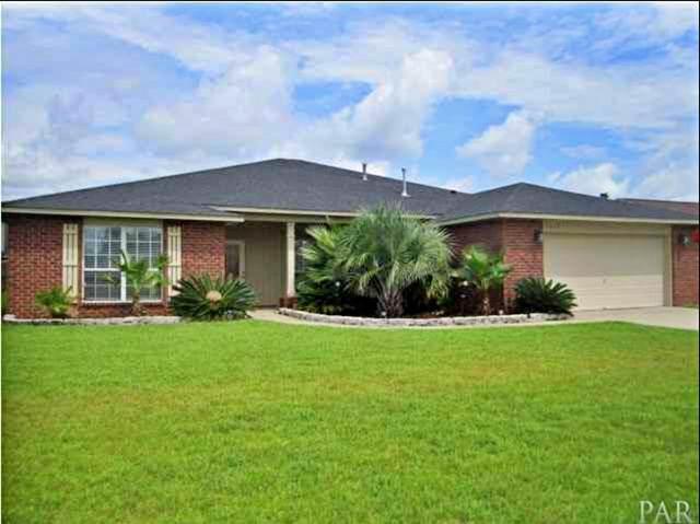 11617 Aruba Dr, Pensacola, FL 32506 (MLS #577664) :: Coldwell Banker Coastal Realty