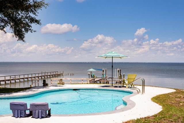 4736 Hickory Shores Blvd, Gulf Breeze, FL 32563 (MLS #577674) :: Levin Rinke Realty