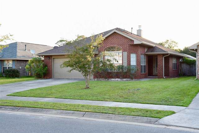 4175 Roosevelt Way, Milton, FL 32583 (MLS #577719) :: Connell & Company Realty, Inc.
