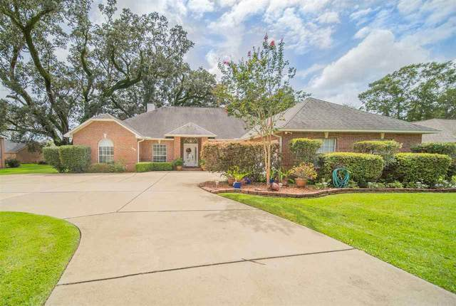 921 Brandermill Dr, Cantonment, FL 32533 (MLS #577725) :: Connell & Company Realty, Inc.