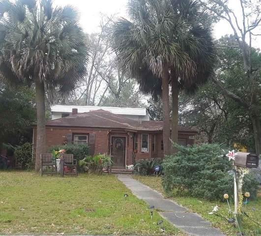 1608 E Fisher St, Pensacola, FL 32503 (MLS #577822) :: Coldwell Banker Coastal Realty