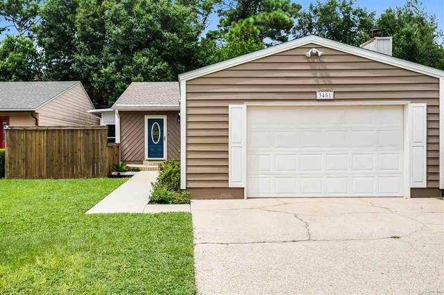 3451 Carlotta St, Pensacola, FL 32503 (MLS #577845) :: Coldwell Banker Coastal Realty