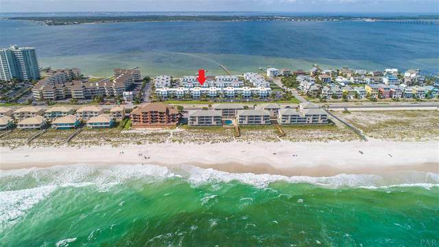1100 Ft Pickens Rd A-9, Pensacola Beach, FL 32561 (MLS #577946) :: Levin Rinke Realty