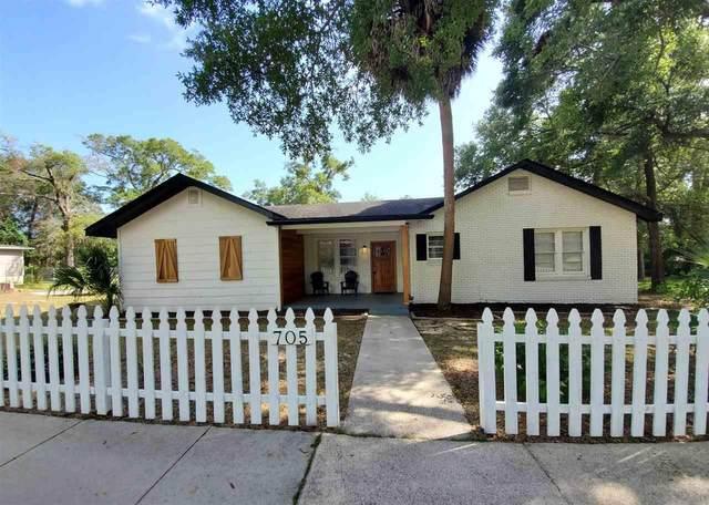 705 W Lee St, Pensacola, FL 32501 (MLS #577994) :: Crye-Leike Gulf Coast Real Estate & Vacation Rentals