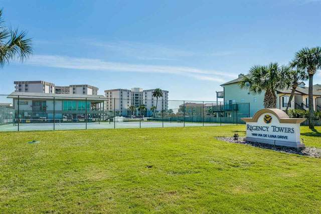 1600 Via Deluna Dr 201W, Pensacola Beach, FL 32561 (MLS #578061) :: Levin Rinke Realty