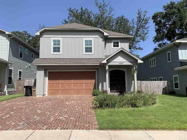 1360 N 10TH AVE, Pensacola, FL 32503 (MLS #578080) :: Levin Rinke Realty