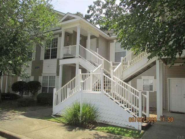 7101 Joy St G-7, Pensacola, FL 32504 (MLS #578139) :: Coldwell Banker Coastal Realty