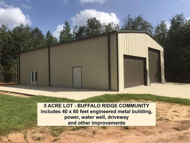 7894 Buffalo Ridge Rd, Pace, FL 32571 (MLS #578159) :: Levin Rinke Realty
