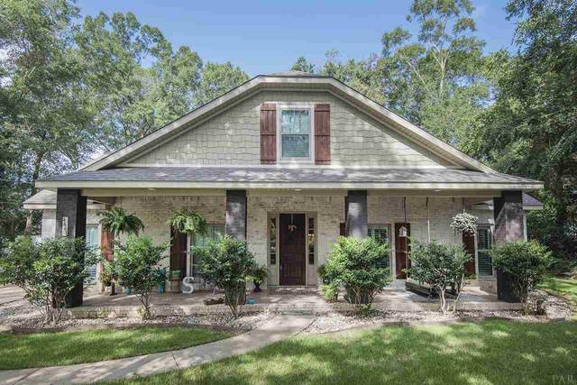 4661 E Spencer Field Rd, Pace, FL 32571 (MLS #578170) :: Coldwell Banker Coastal Realty