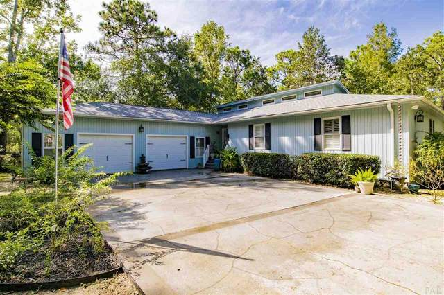 3065 33RD AVE, Milton, FL 32583 (MLS #578221) :: Coldwell Banker Coastal Realty