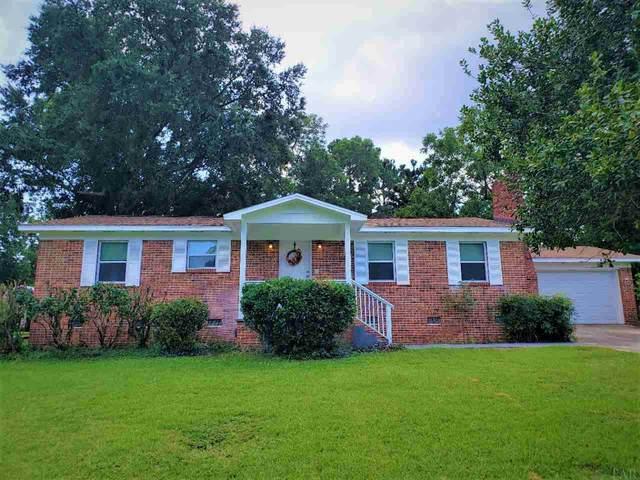 113 Gettysburg Dr, Pensacola, FL 32503 (MLS #578274) :: Coldwell Banker Coastal Realty