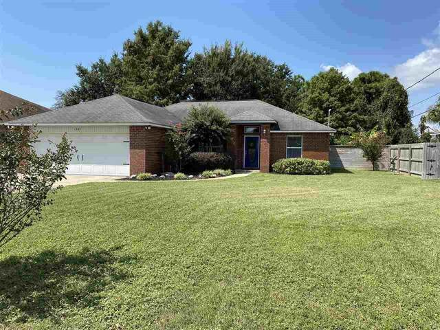 1501 Joseph Cir, Gulf Breeze, FL 32563 (MLS #578275) :: Connell & Company Realty, Inc.
