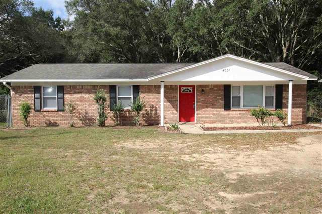 4631 Bridgedale Rd, Pensacola, FL 32505 (MLS #578391) :: Coldwell Banker Coastal Realty