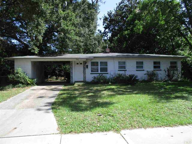 903 Montclair Rd, Pensacola, FL 32505 (MLS #578400) :: Connell & Company Realty, Inc.