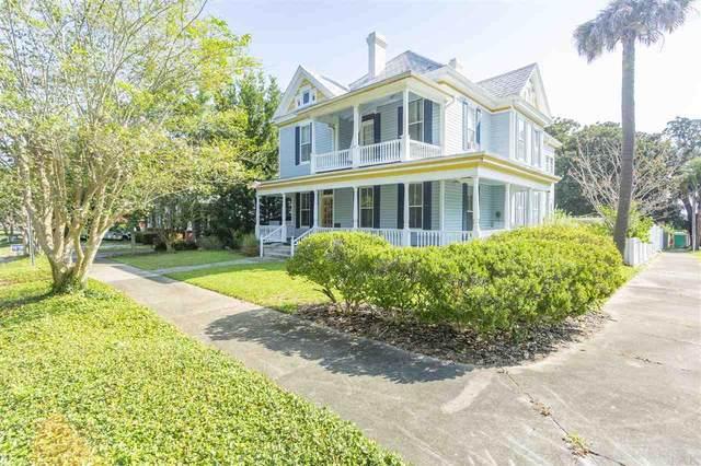 1002 N Baylen, Pensacola, FL 32501 (MLS #578430) :: Coldwell Banker Coastal Realty