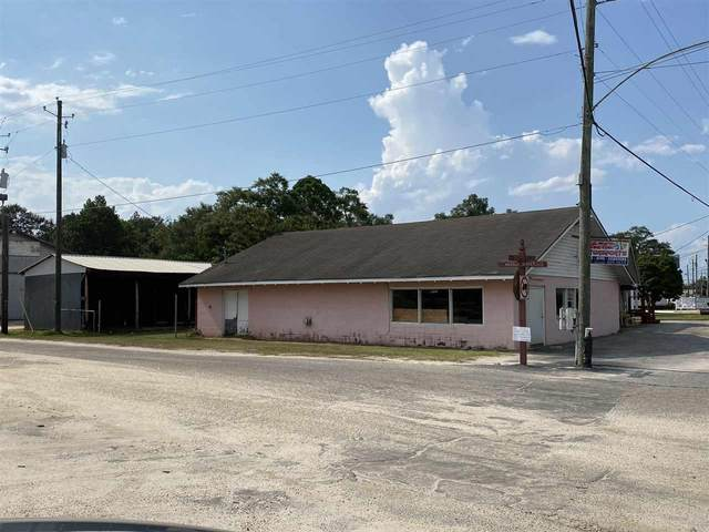 908 Forest Ave, East Brewton, AL 36426 (MLS #578440) :: Coldwell Banker Coastal Realty
