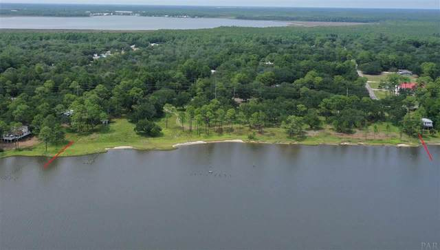 17790 Hwy 180 Lot 8, Gulf Shores, AL 36542 (MLS #578515) :: Connell & Company Realty, Inc.