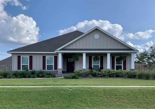 2761 Elkhorn Dr, Pace, FL 32571 (MLS #578526) :: Coldwell Banker Coastal Realty