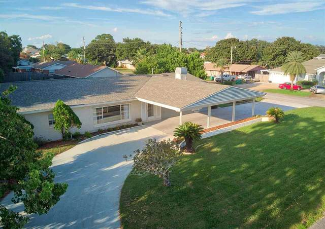 3374 Circle Dr, Gulf Breeze, FL 32563 (MLS #578538) :: Levin Rinke Realty