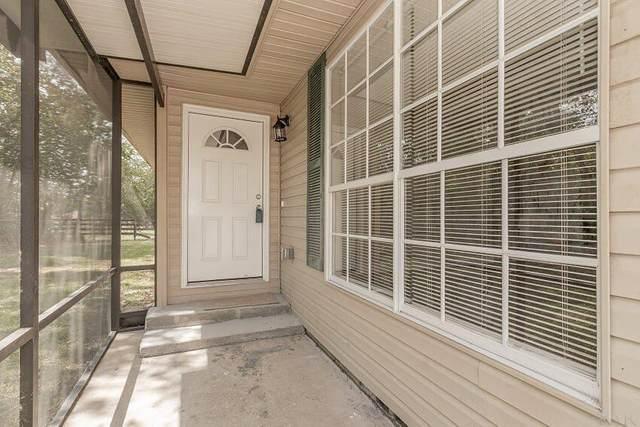 2157 Packwood Dr, Cantonment, FL 32533 (MLS #578539) :: Coldwell Banker Coastal Realty