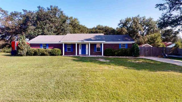 4954 Tealwood Dr, Pace, FL 32571 (MLS #578604) :: Connell & Company Realty, Inc.