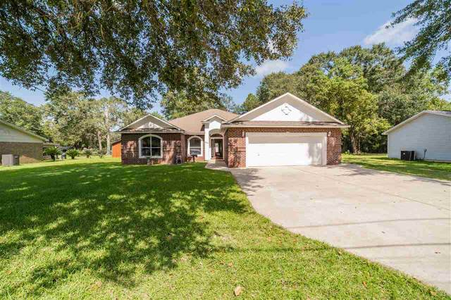 504 Greenberry Dr, Cantonment, FL 32533 (MLS #578607) :: Connell & Company Realty, Inc.