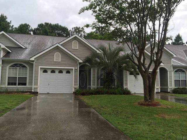 1441 Tiger Lake Dr, Gulf Breeze, FL 32563 (MLS #578638) :: Levin Rinke Realty