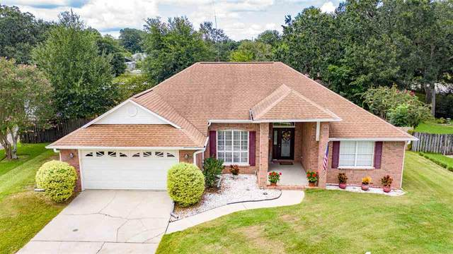 1570 Hunters Creek Dr, Cantonment, FL 32533 (MLS #578712) :: Connell & Company Realty, Inc.