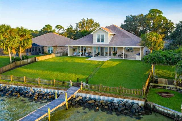 2021 Jessica Way, Navarre, FL 32566 (MLS #578744) :: Connell & Company Realty, Inc.