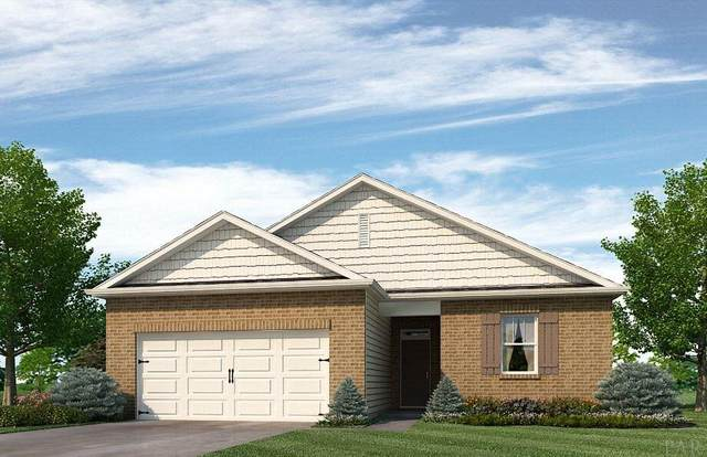 5691 Guinevere Ln, Milton, FL 32583 (MLS #578745) :: Coldwell Banker Coastal Realty